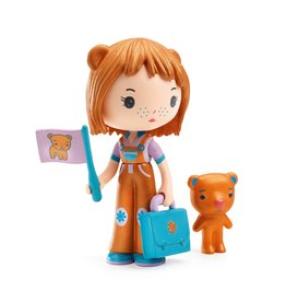 Djeco Anouk & Nours Tinly Doll