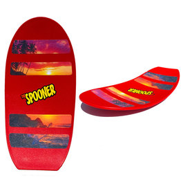 """Spooner Board The Spooner Freestyle 24"""" Red"""