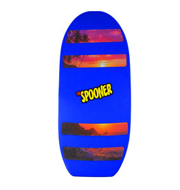Spooner Board The Spooner 27'  Pro Model Blue
