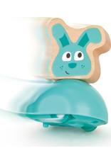 Hape Push & Run Bunny