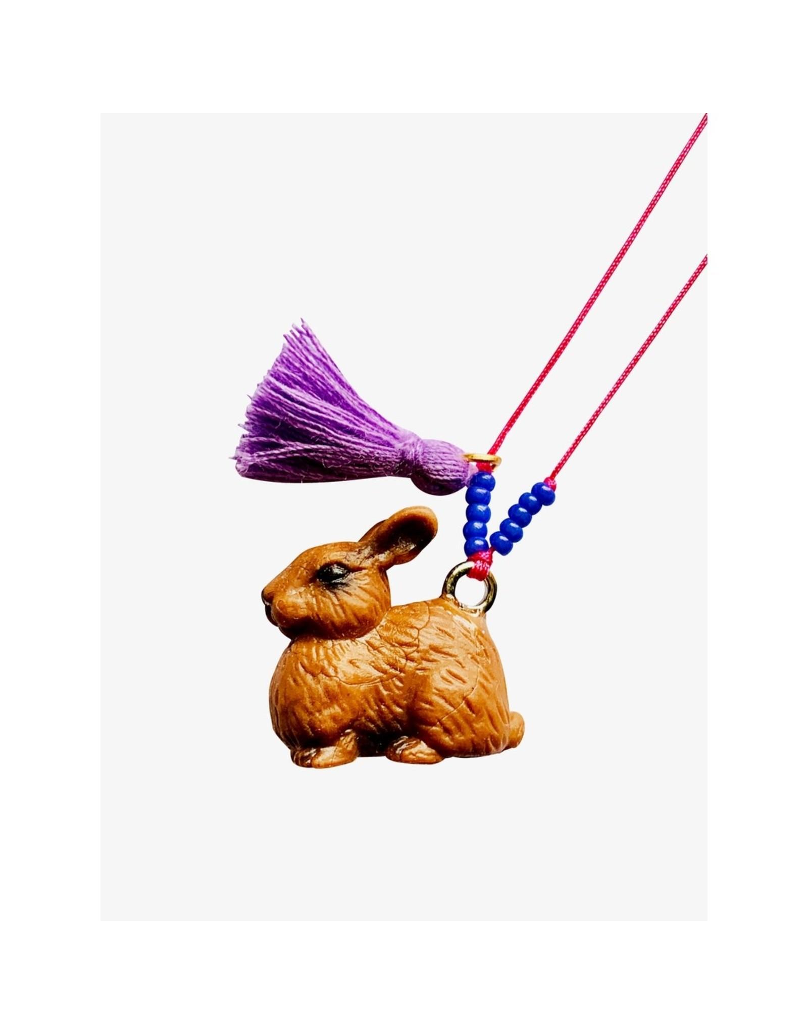 SADIE'S MOON Bunny Baby Buddy Necklace