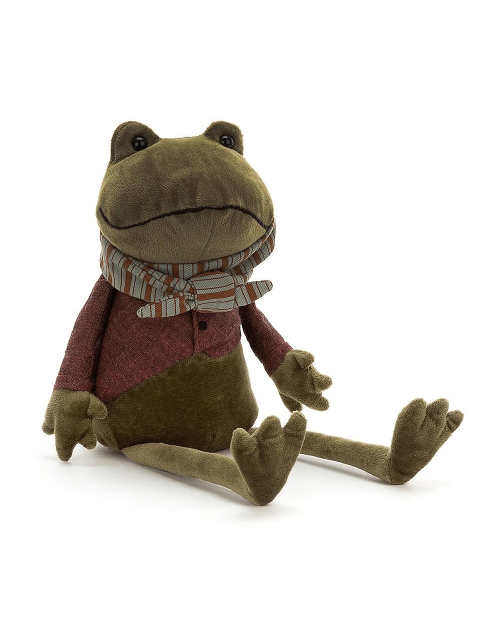Jellycat Riverside Rambler Frog