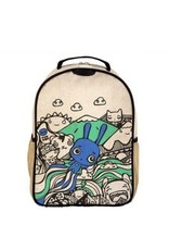 SoYoung Pixopop Flying Stitch Bunny Toddler Backpack Uncoated