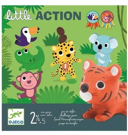 Djeco Little Action By Djeco