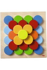HABA Colour Buttons Pegging Game