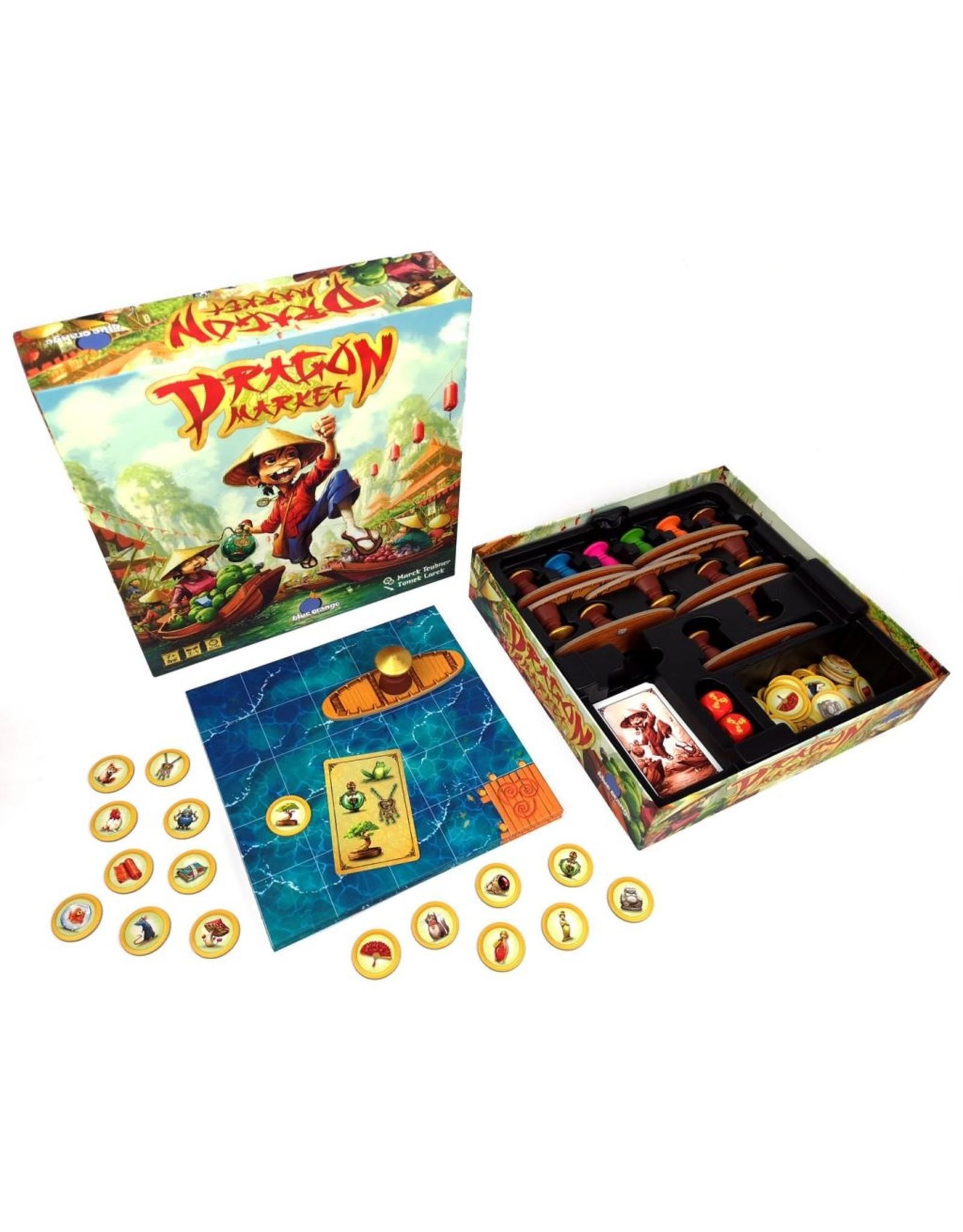 Blue Orange Games Dragon Market
