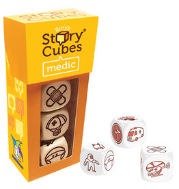 Gamewright Rory's Story Cubes Assortment - Medic