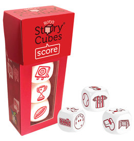 Gamewright Rory's Story Cubes Assortment - Scores