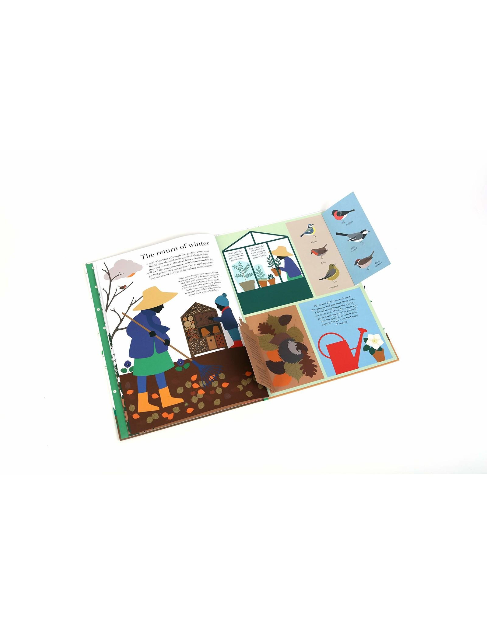 Raincoast Books In The Garden By Emma Giuliani