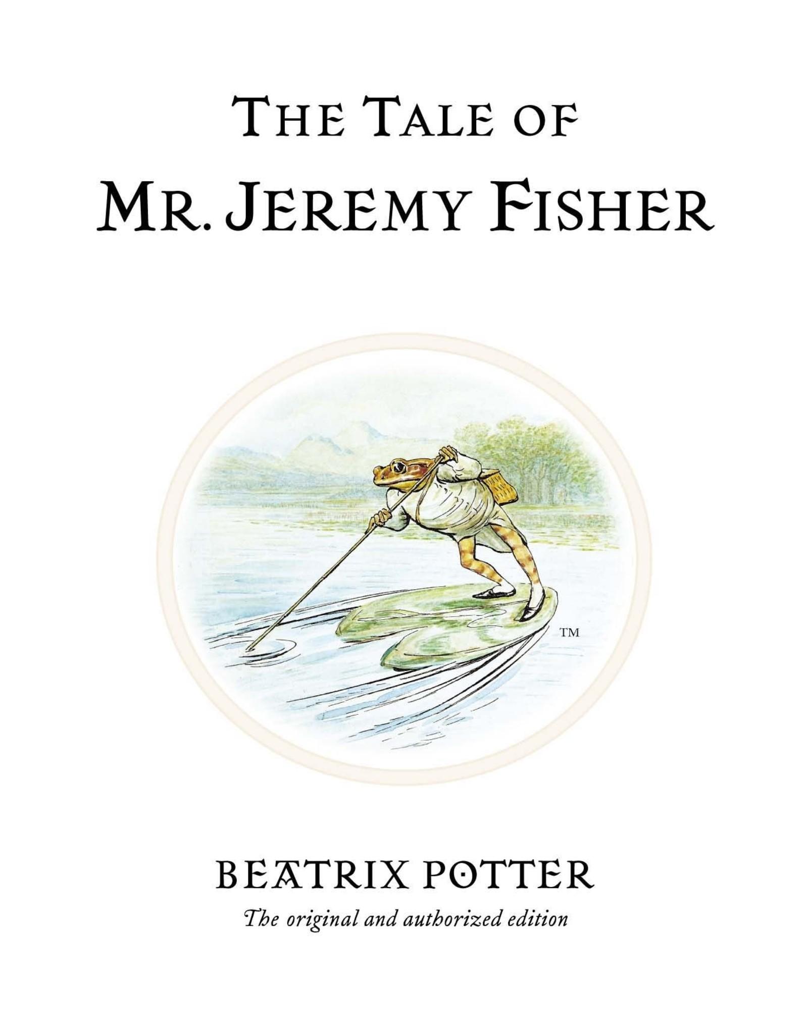 Penguin Random House The Tale of Mr. Jeremy Fisher By Beatrix Potter