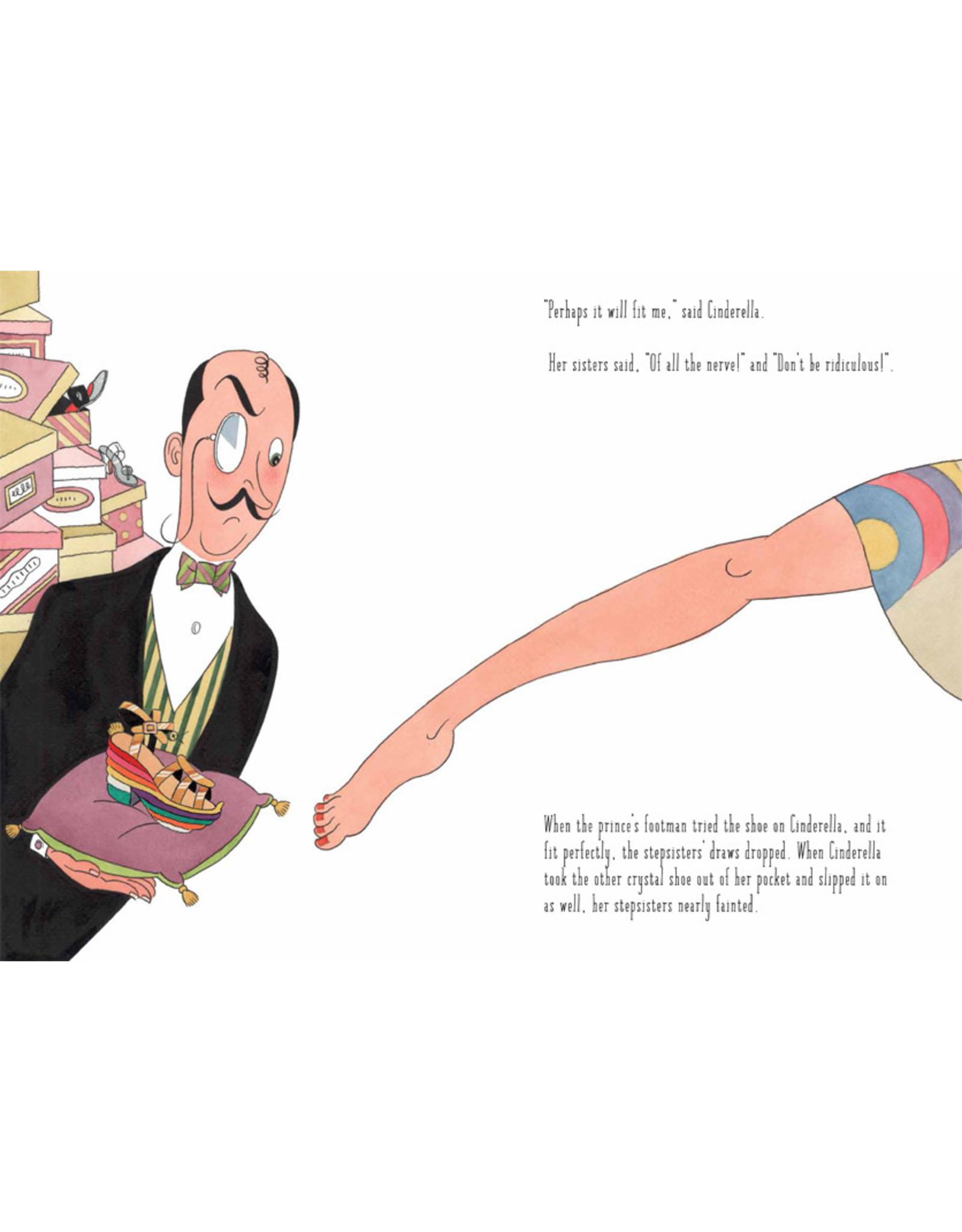 Hachette Cinderella: A Fashinable Tale  By: Steven Guarnaccia
