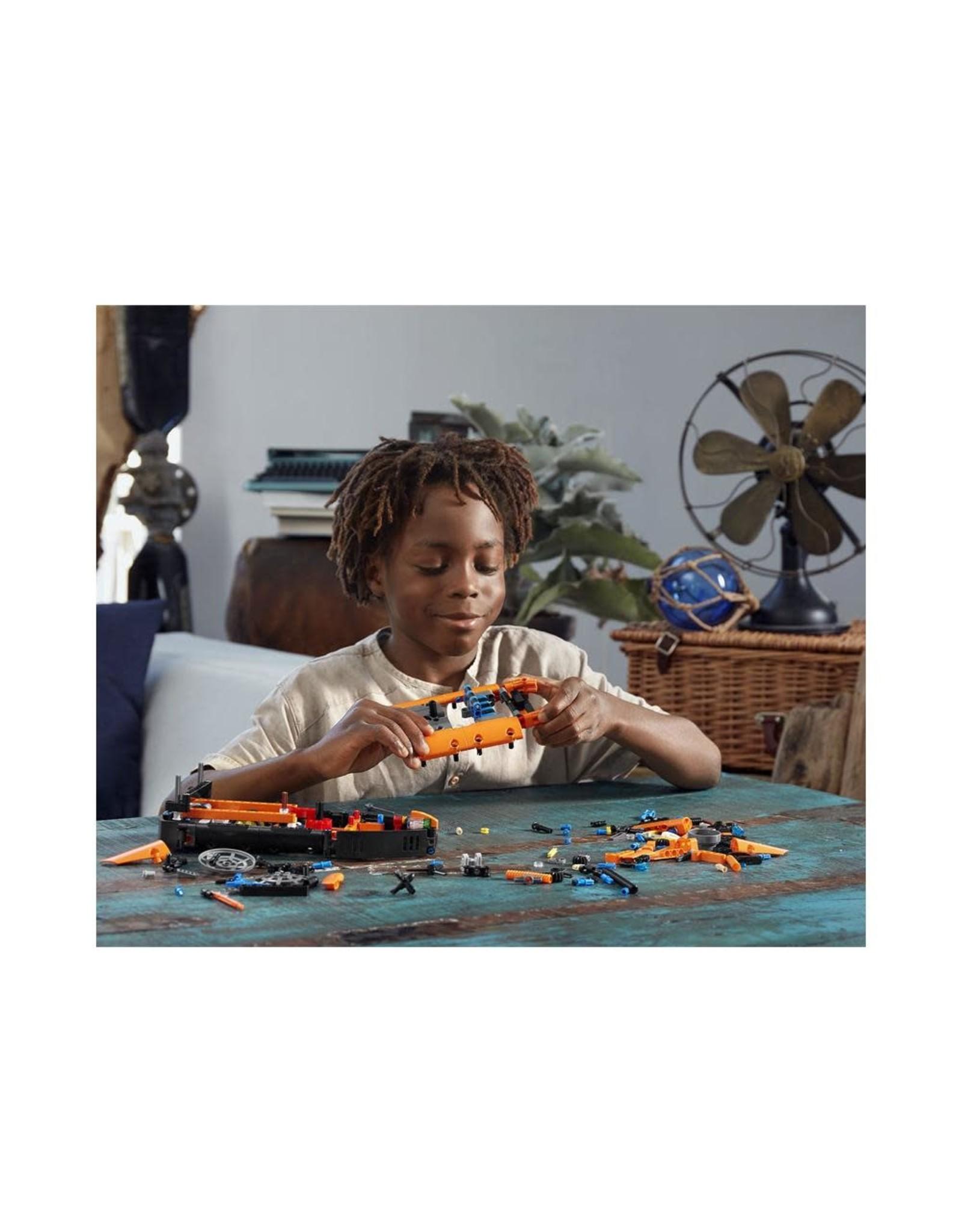 LEGO Technic™ Rescue Hovercraft 42120