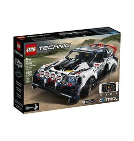 LEGO Technic™ App-Controlled Top Gear Rally Car 42109