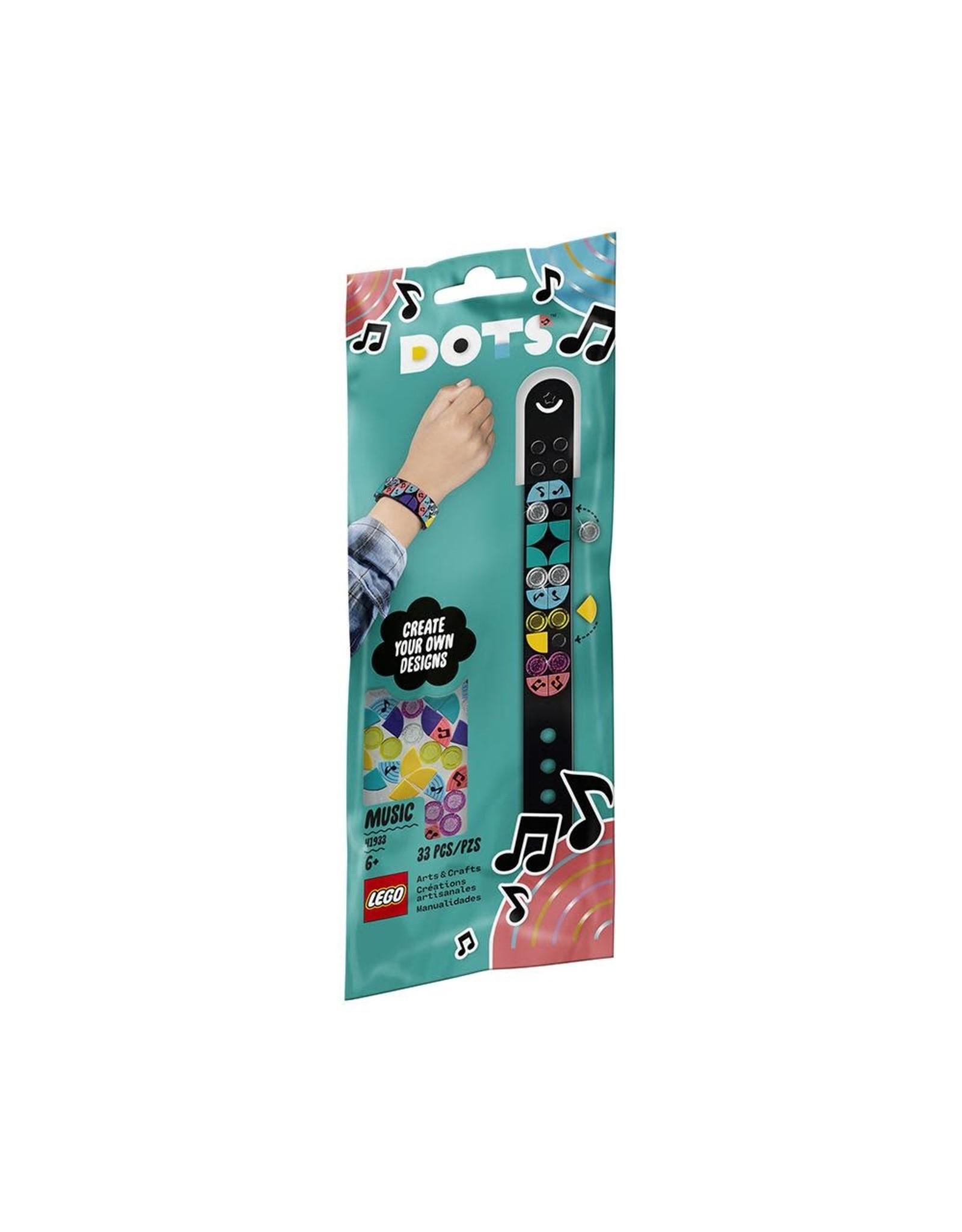 LEGO DOTS™ Music Bracelet  41933