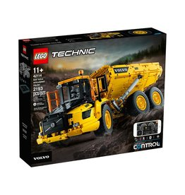 LEGO Technic - 42114 - 6X6 Volvo Articulated Hauler