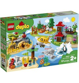 LEGO Duplo 10907 World Animals