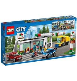 LEGO City 60132 Service Station