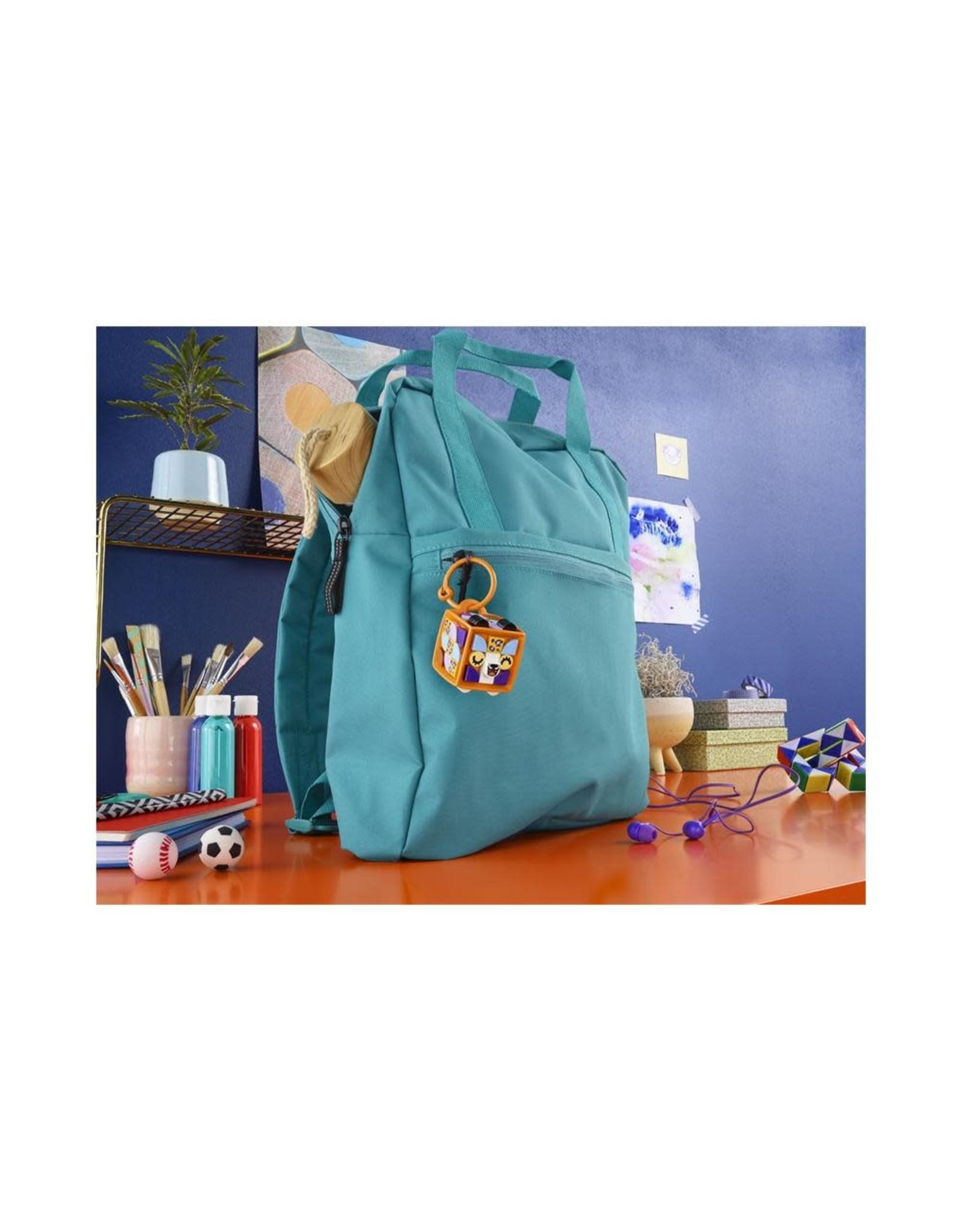 LEGO Dots 41929 Bag Tag Leopard