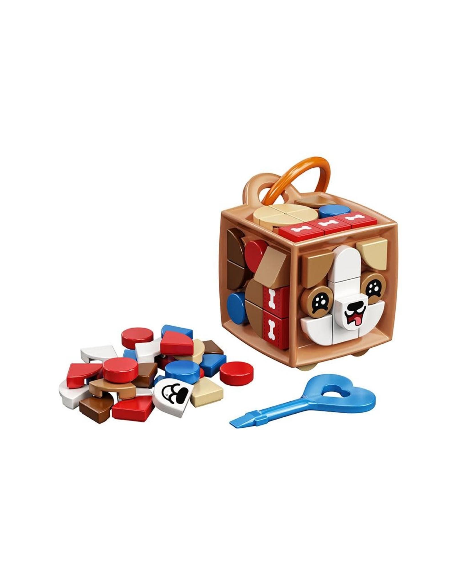 LEGO Dots 41927 Bag Tag Dog