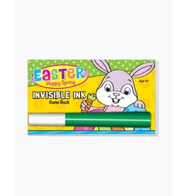 LEE Publications Hoppy Spring Invisible Ink Game Book