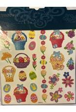 Handee Easter Tattoos Flowers & Eggs