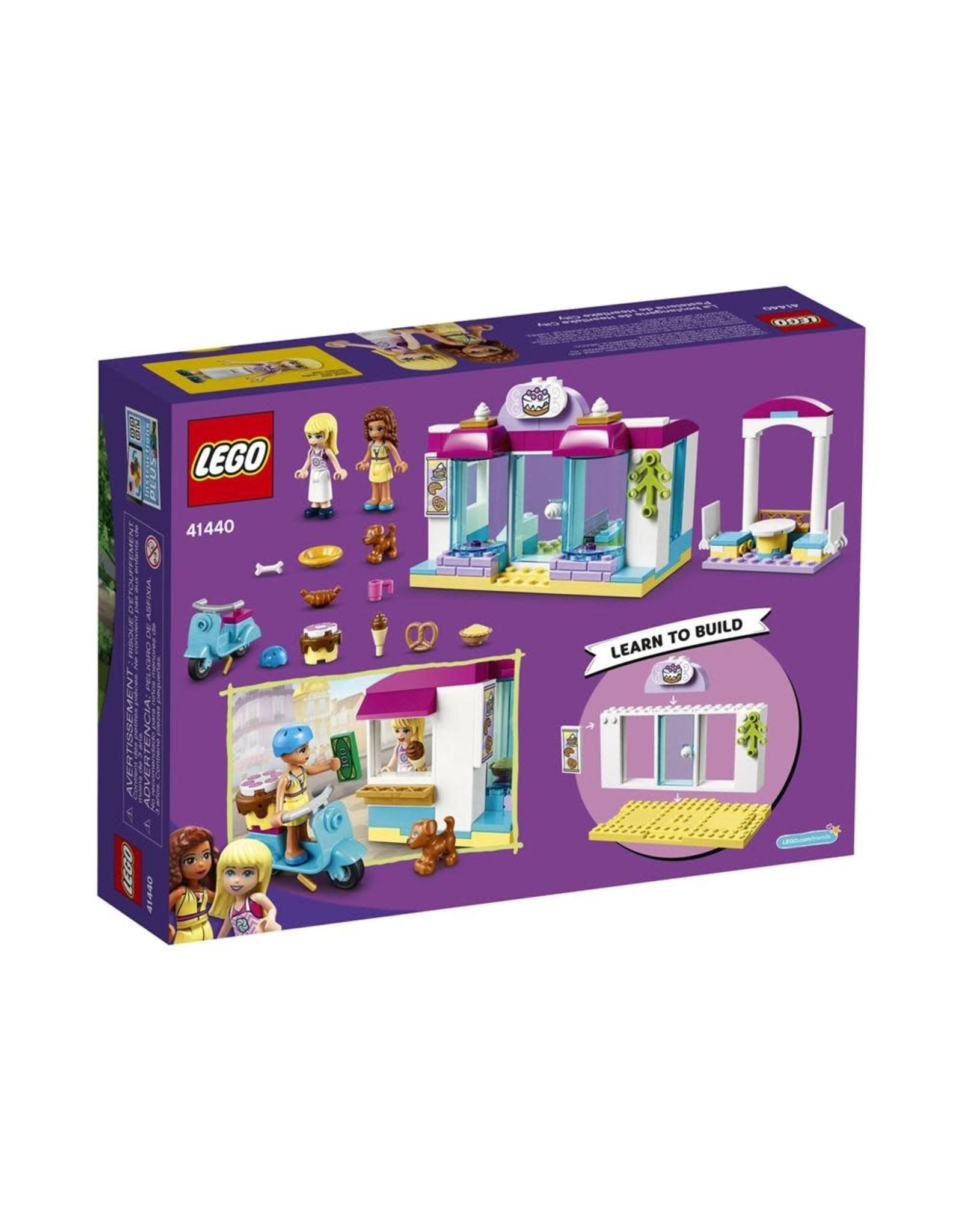 LEGO Friends 41440 Heartlake City Bakery