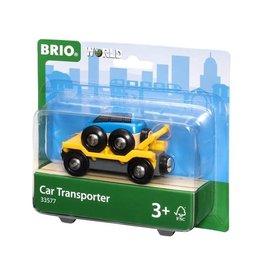 Brio Car Transporter for Railway