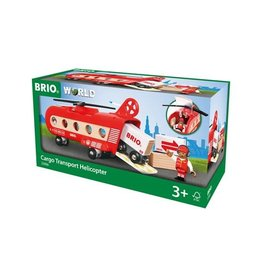 Brio Cargo Transport Helicopter