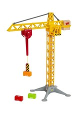 Brio Light Up Construction Crane