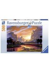 Ravensburger Tranquil Senset 500pcs