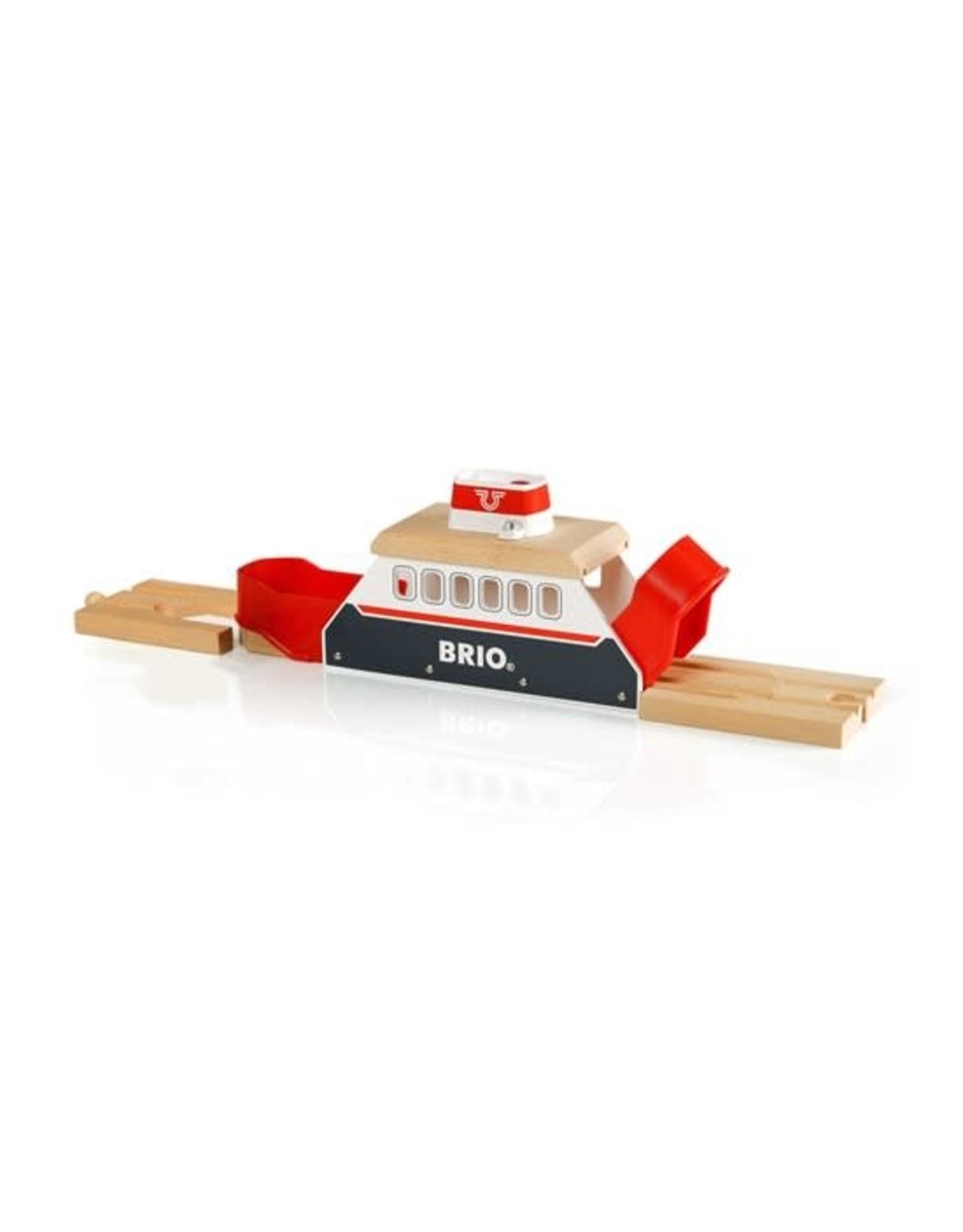 Brio Ferry Ship for Railway