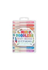Ooly Mini Doodlers Fruity Scented Gel Pens - Set Of 20