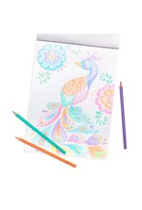 Ooly Pastel Hues Coloured Pencils - Set Of 12