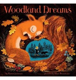 Raincoast Books Woodland Dreams   By Karen Jameson IllustratorMarc Boutavant