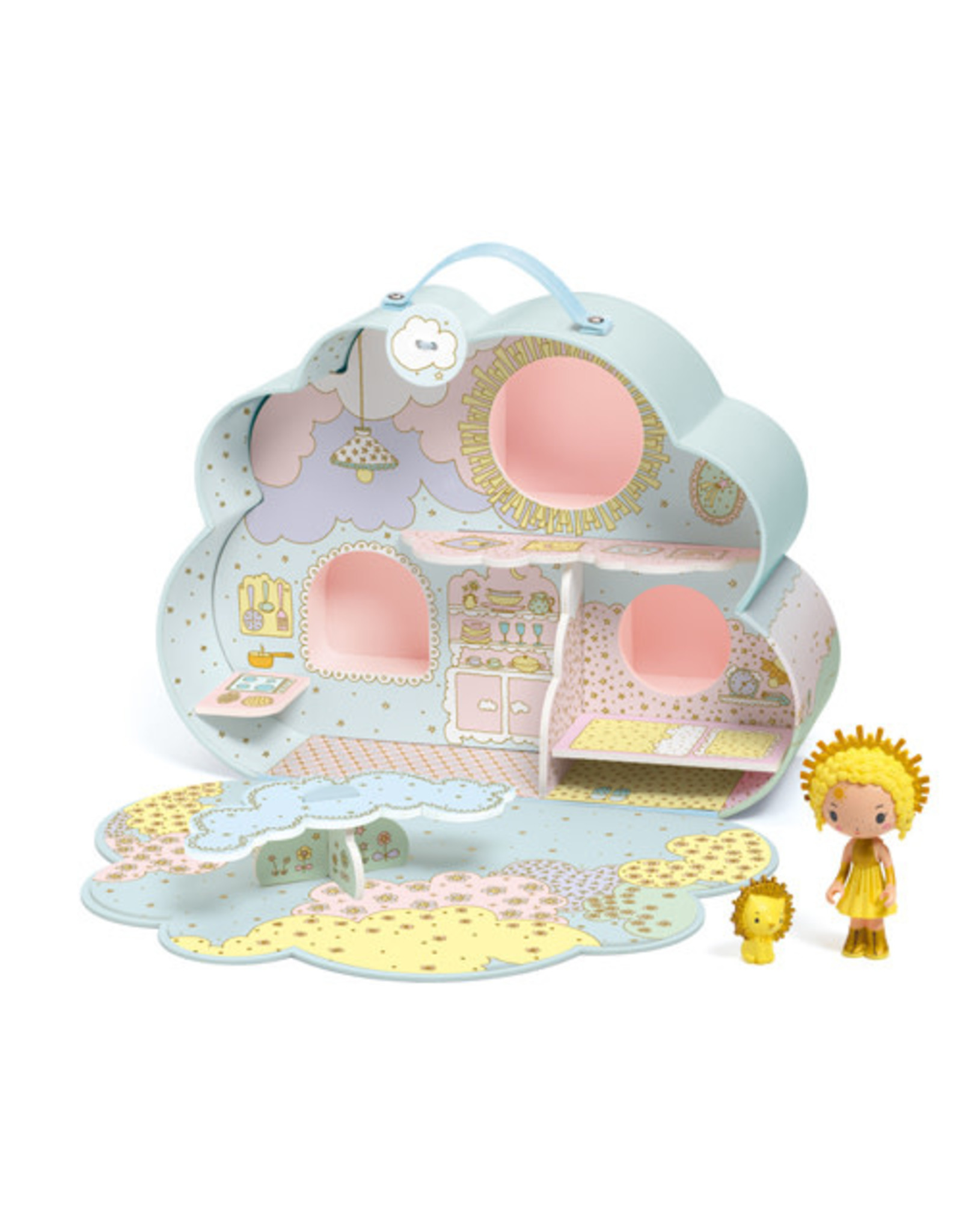 Djeco Sunny & Mia house