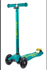 Kickboard Maxi Micro Deluxe - Petrol Green