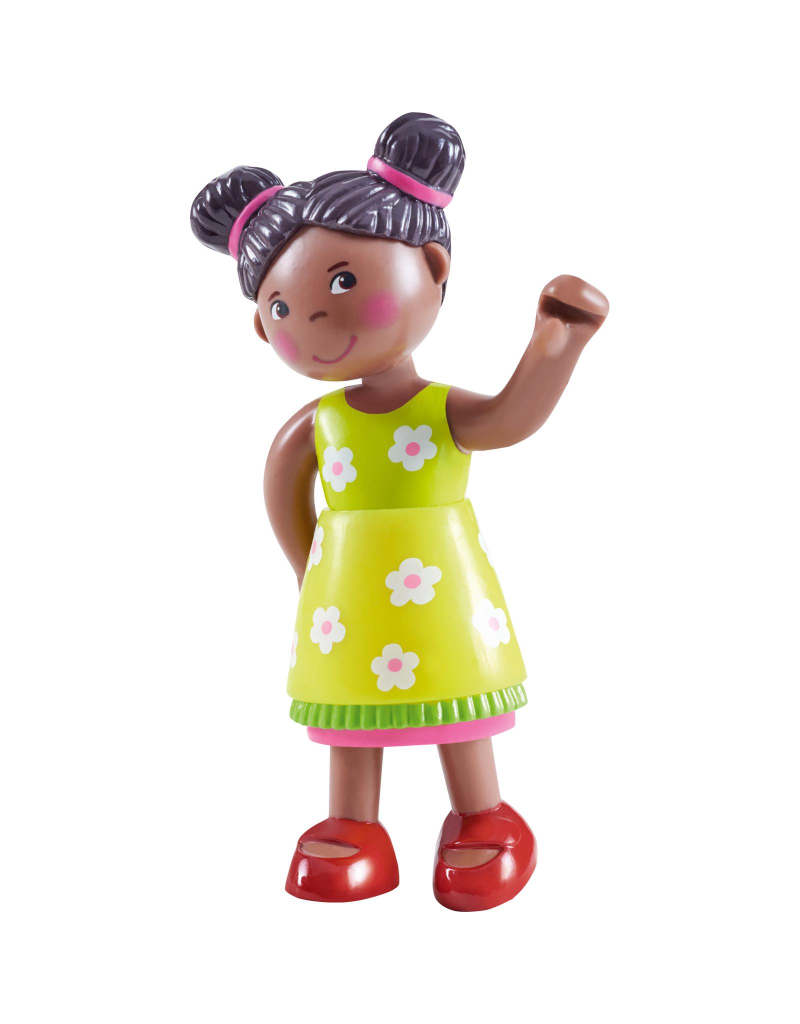 HABA Little Friends Naomi Doll