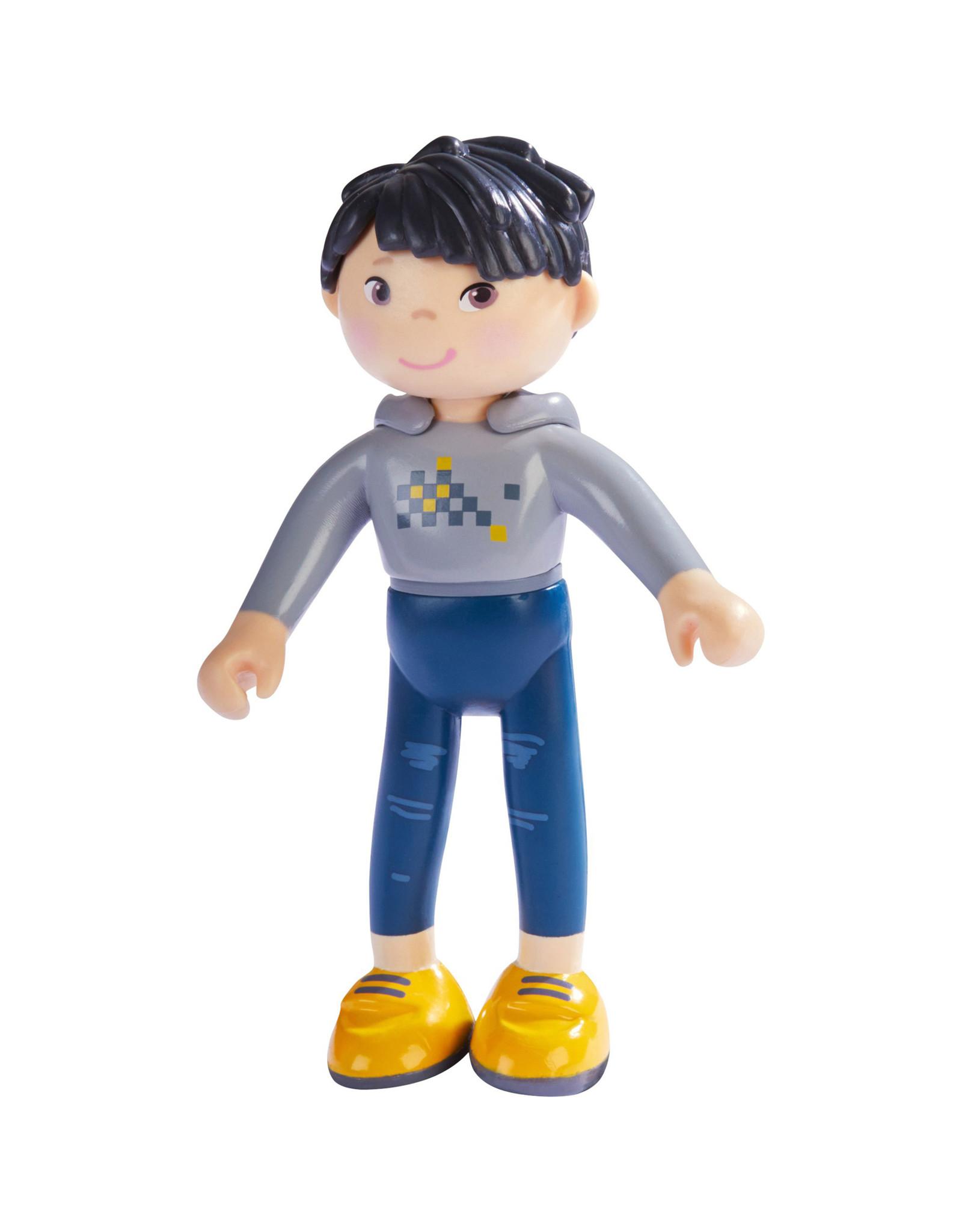 HABA Little Friends Liam Doll