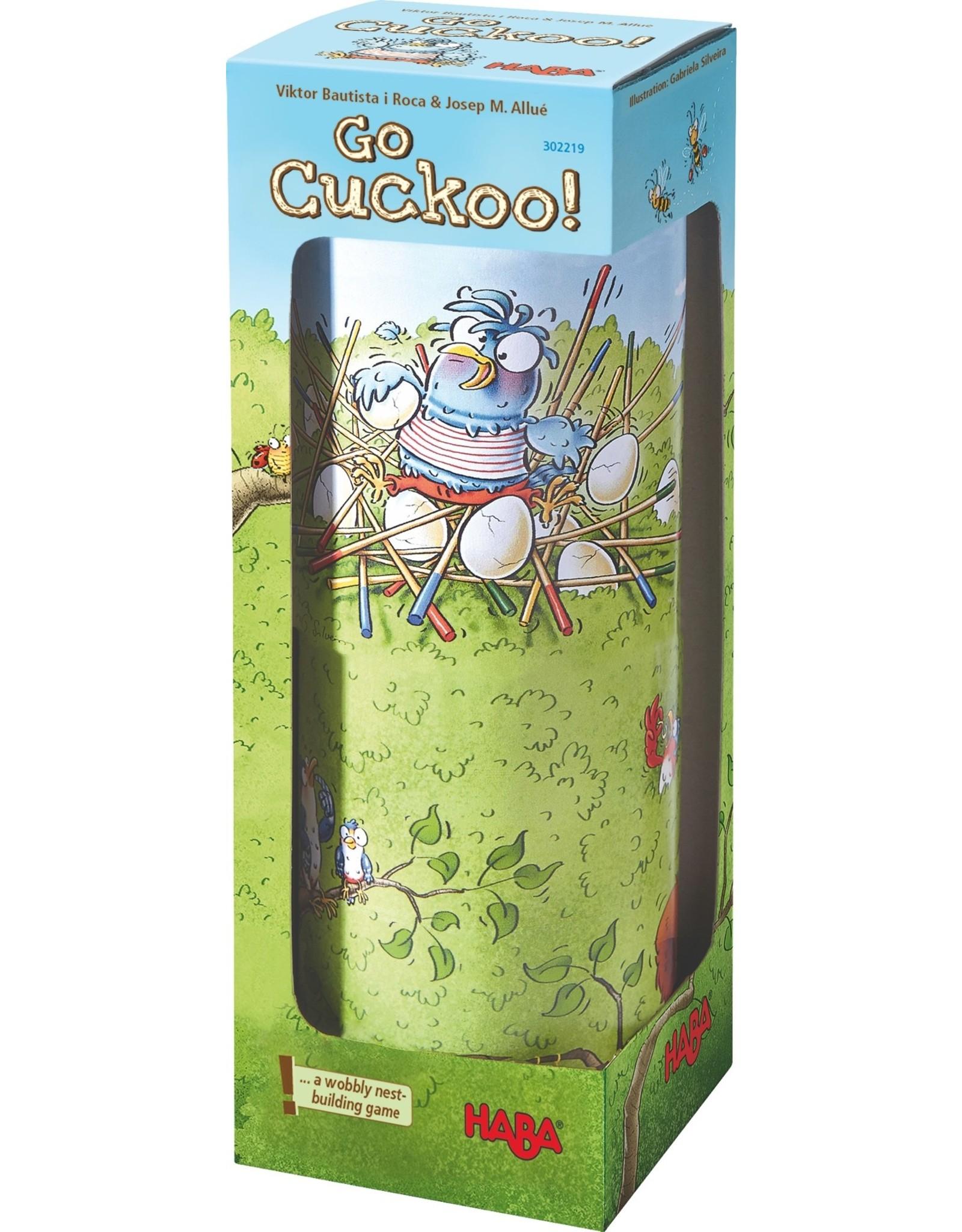 HABA Go Cuckoo