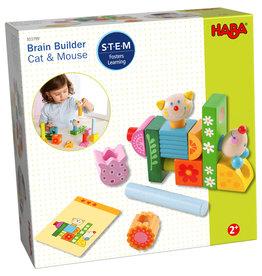 HABA Brain Builder Cat & Mouse