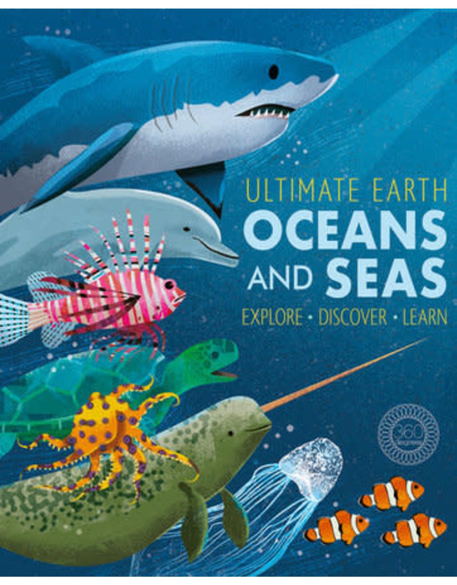 Penguin Random House Canada Ultimate Earth: Oceans and Seas