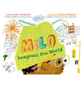 Penguin Random House Canada Milo Imagines the World