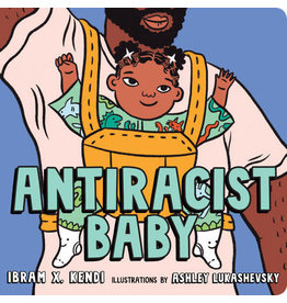 Penguin Random House Canada Antiracist Baby Board Book