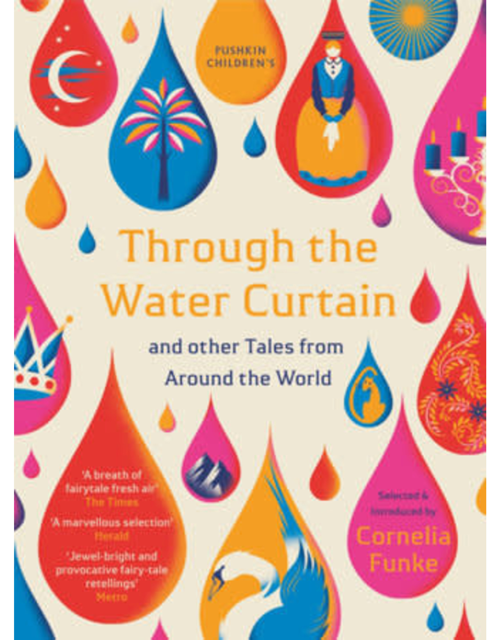 Penguin Random House Through the Water Curtain and other Tales from Around the World