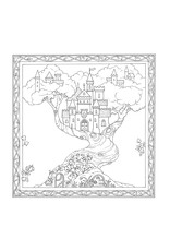 Penguin Random House Canada Worlds of Wonder A Coloring Book for the Curious