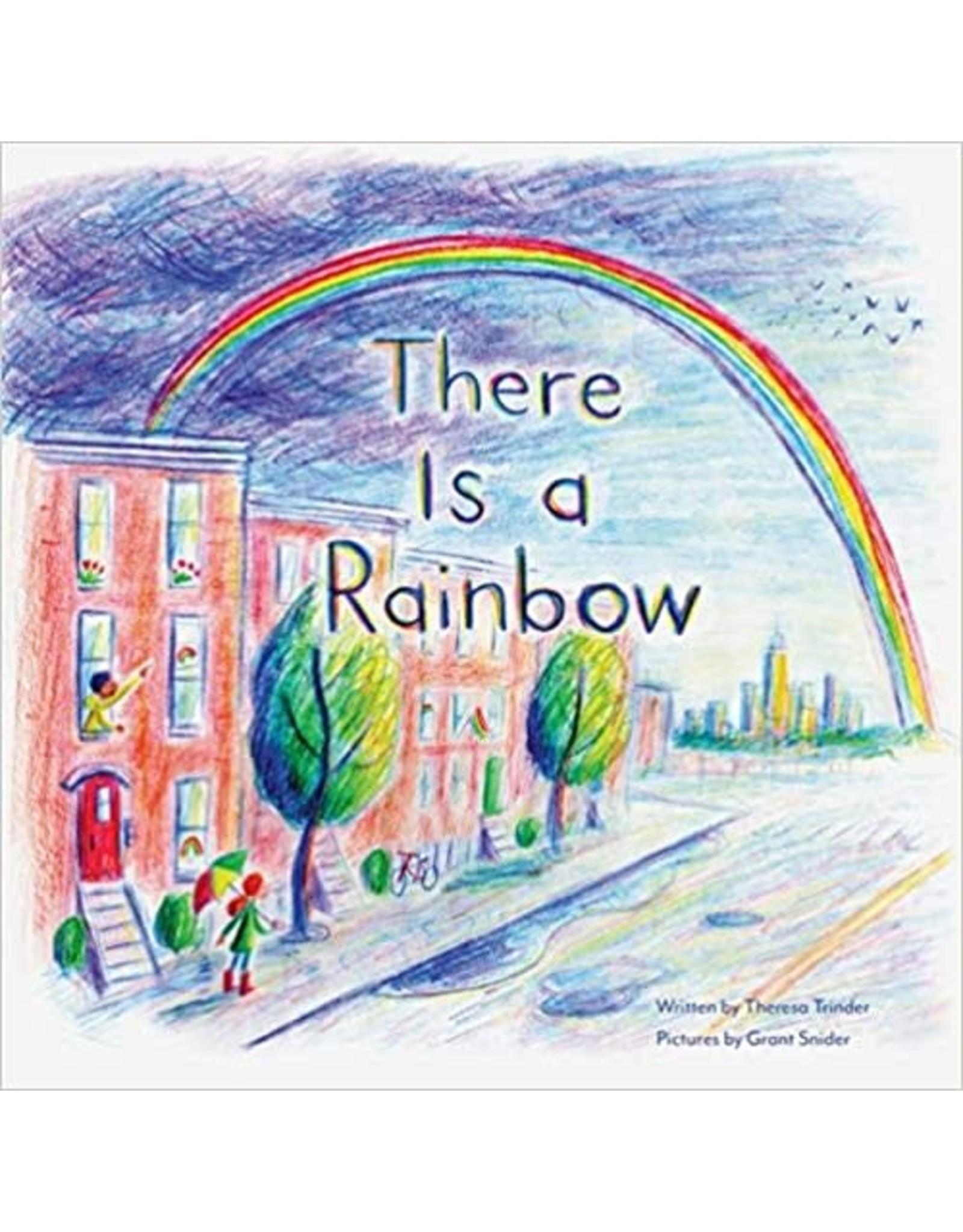 Raincoast Books There is a Rainbow