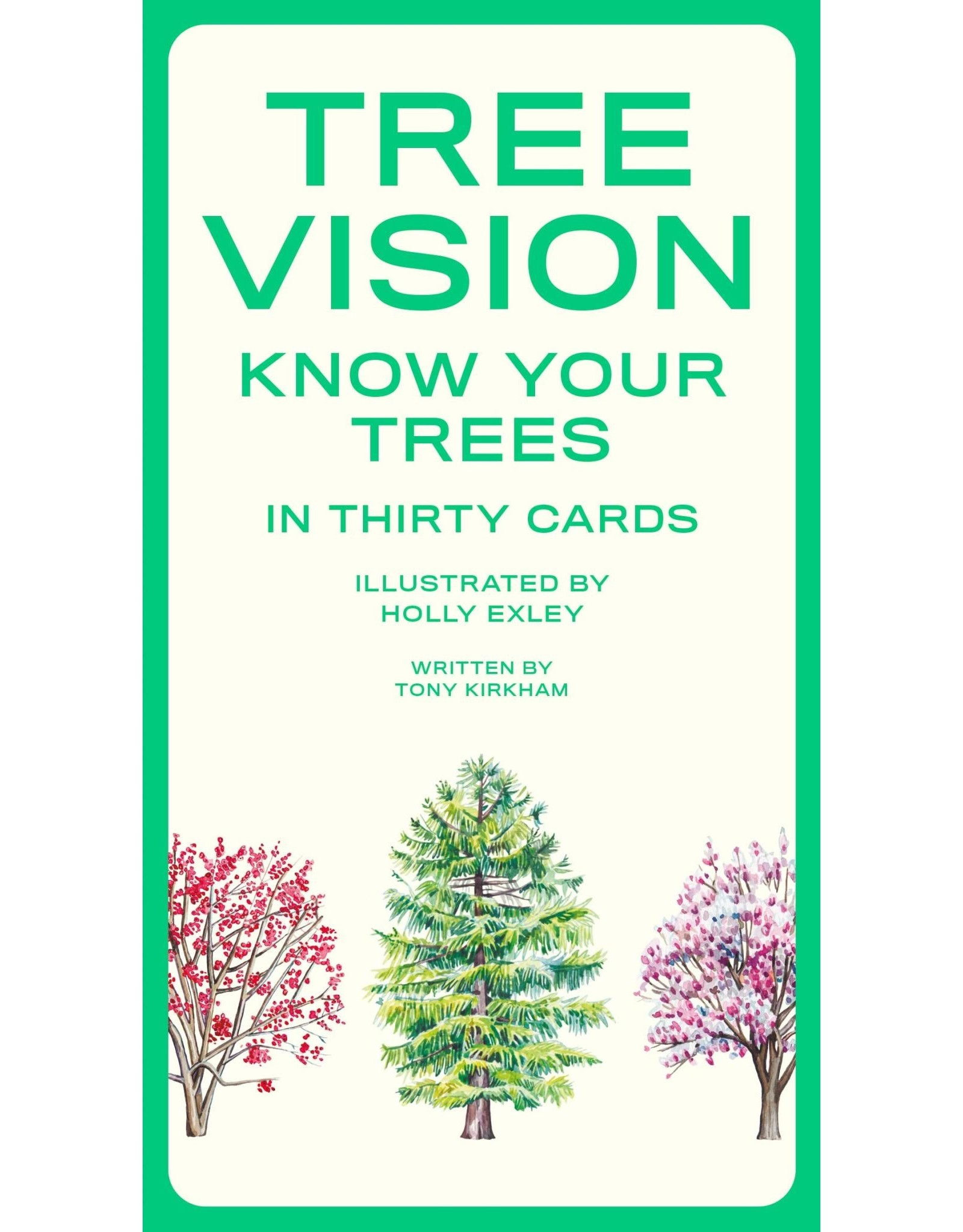 Laurence King Tree Vision