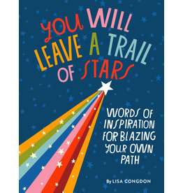 Raincoast Books You Will Leave a Trail of Stars