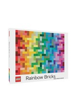 Raincoast Books LEGO Rainbow Bricks Puzzle