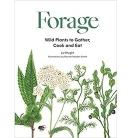 Raincoast Books Forage -  Wild plants to gather and eat